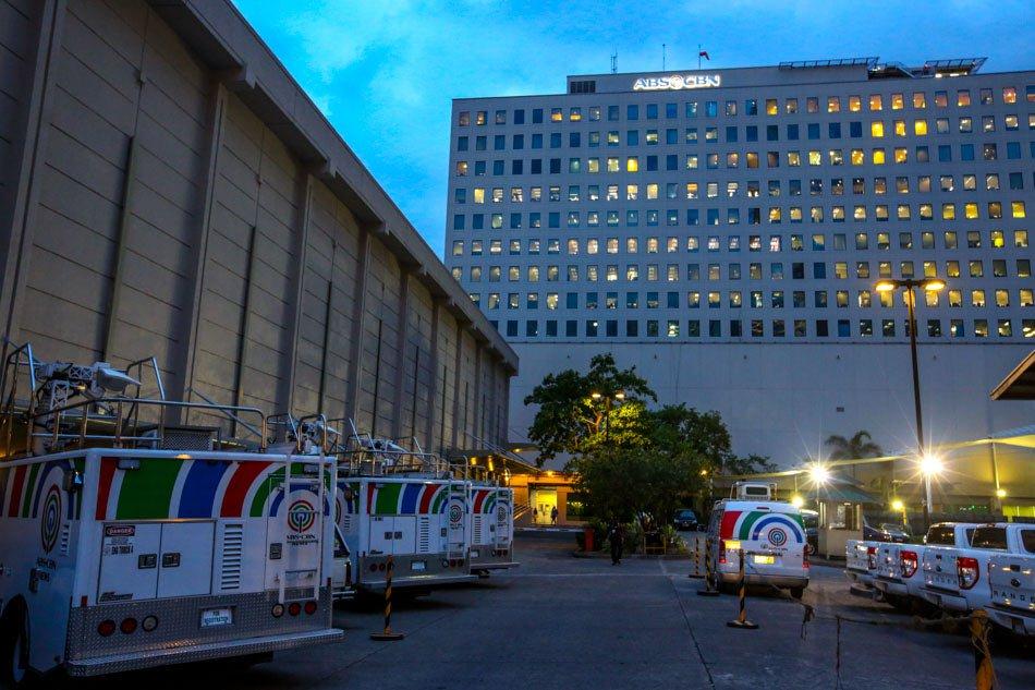 ABS-CBN HQ
