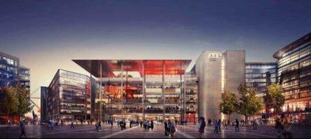 BBC Wales - Central Square
