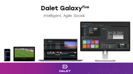 Dalet Galaxy five