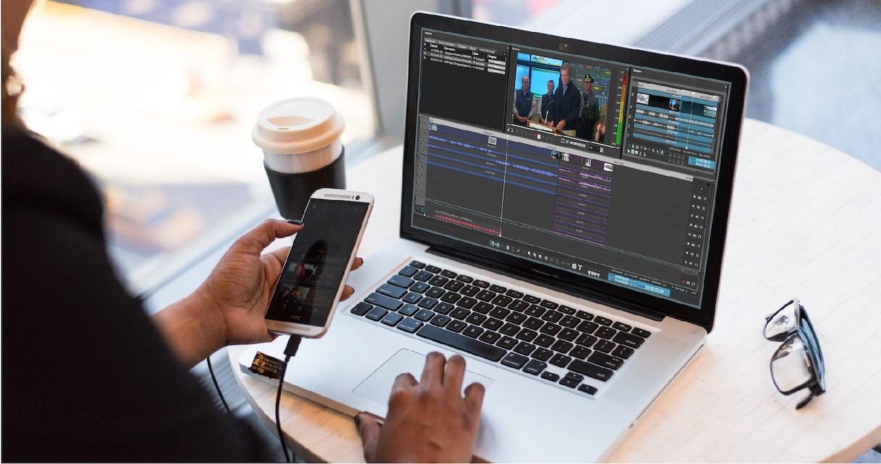 Dalet Remote Editing