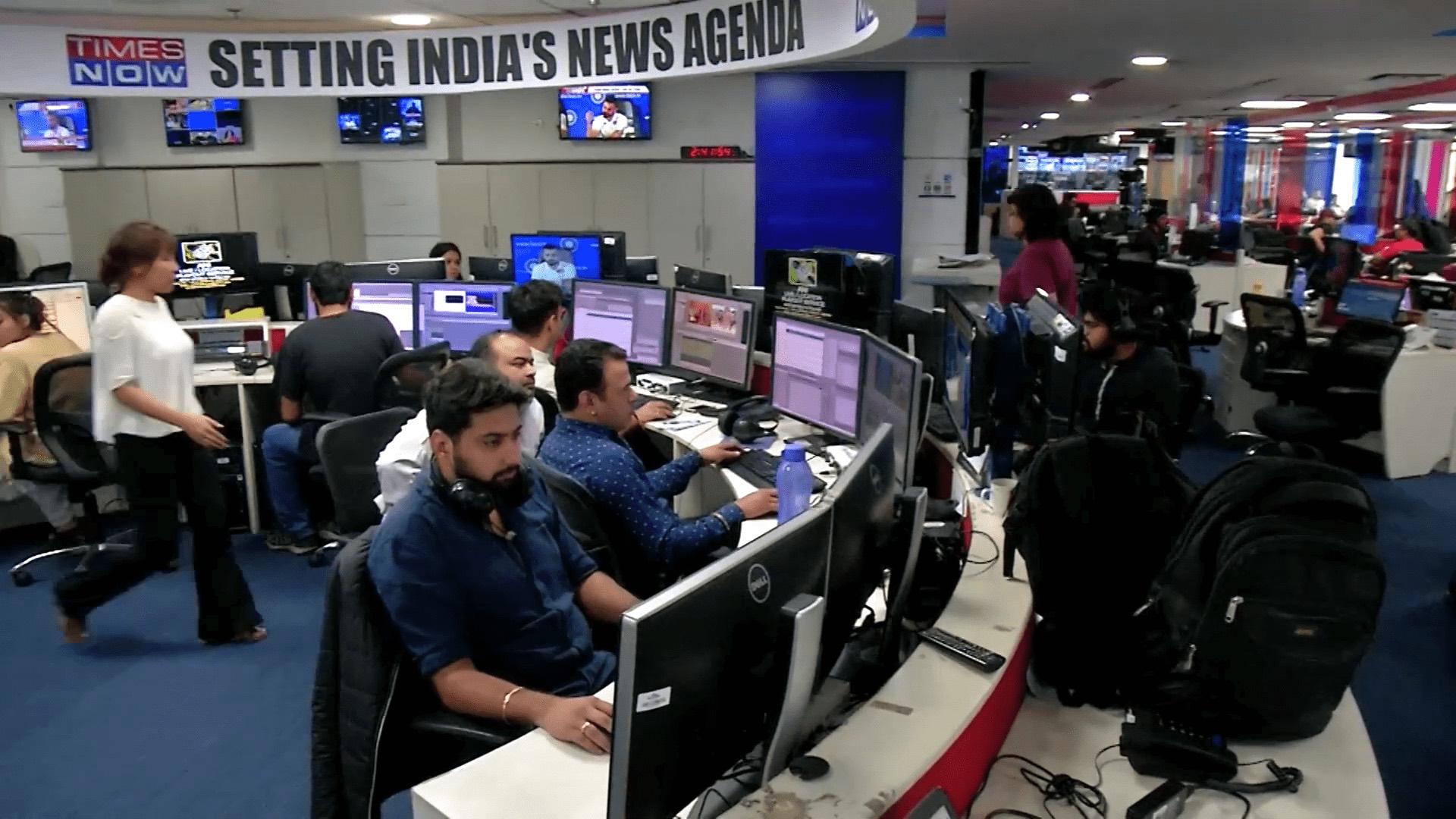 Times Now Newsroom